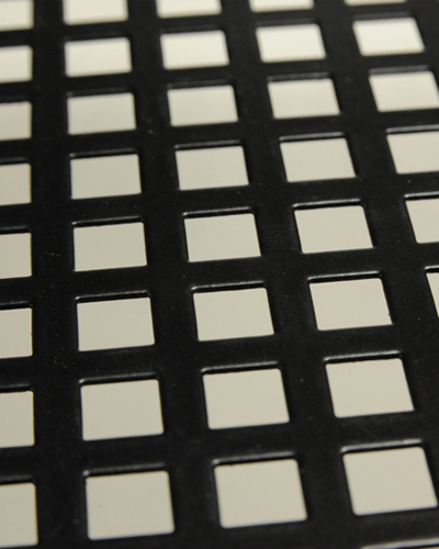Checked Perforated Sheets