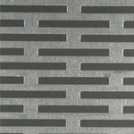 Rectangular Perforated Sheets